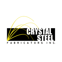 Crystal Steel Logo