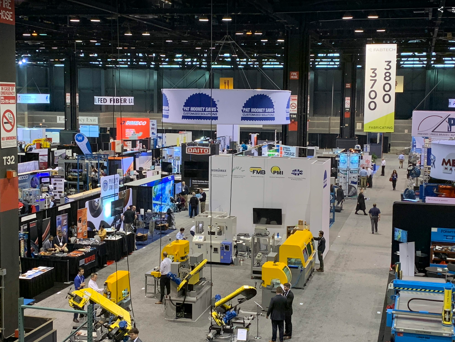 FABTECH 2019 - Chicago - Booth-05
