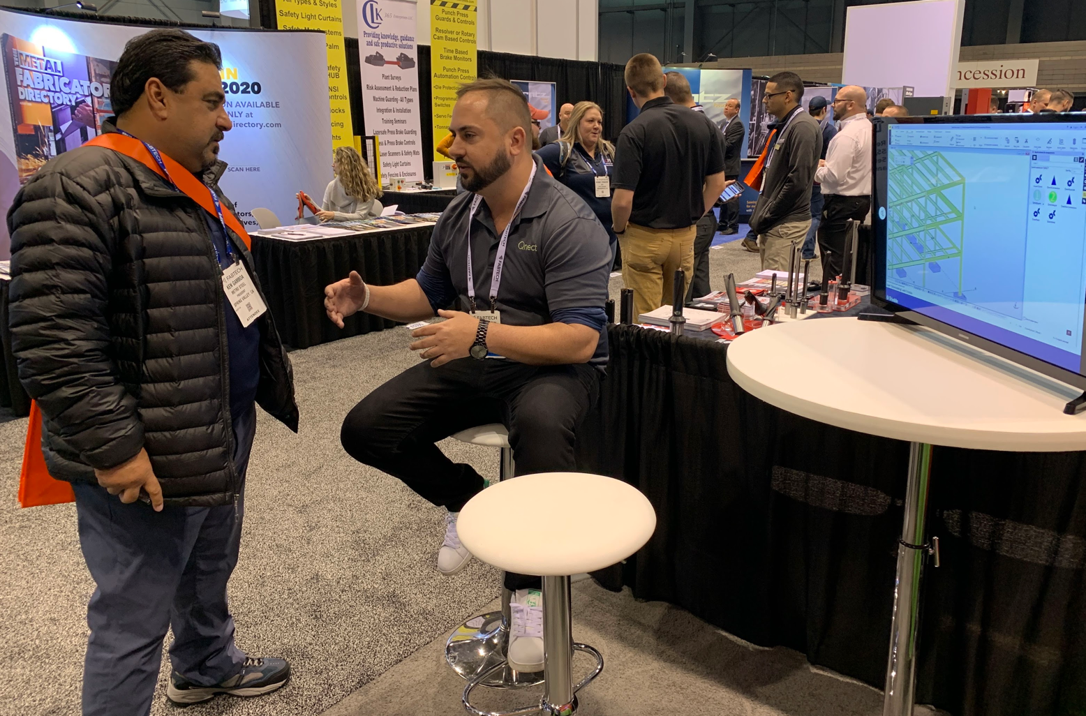 FABTECH 2019 - Chicago - Booth-06