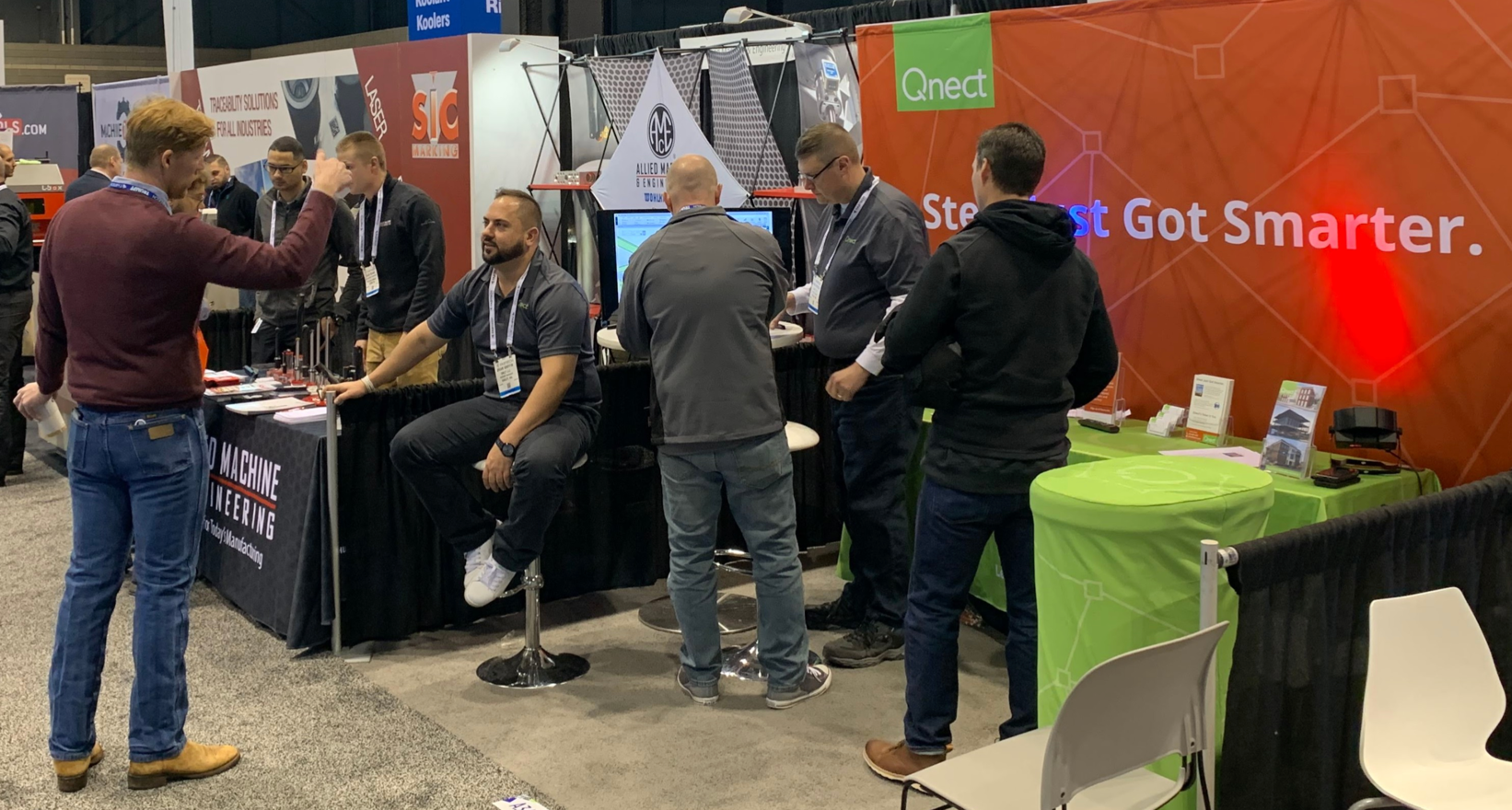 FABTECH 2019 - Chicago - Booth-09