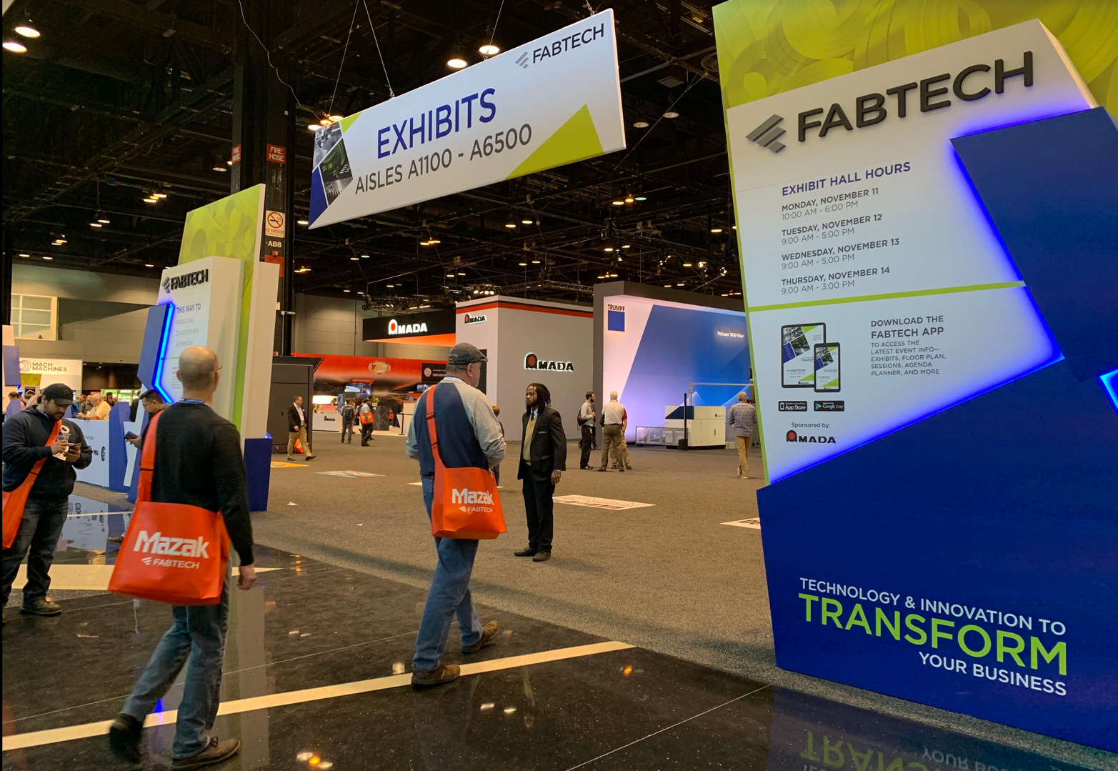 FABTECH 2019 - Chicago - Booth-10