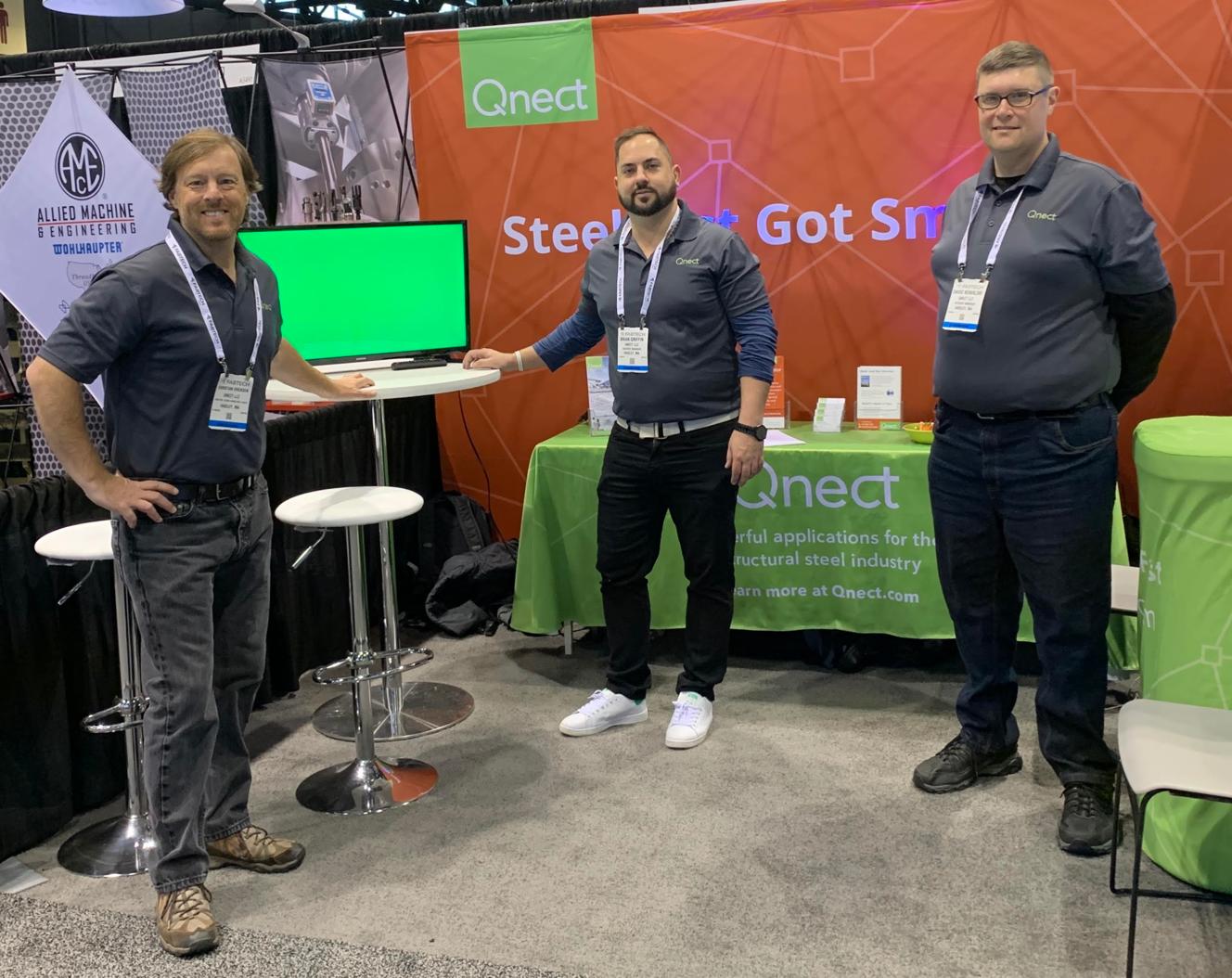 FABTECH 2019 - Chicago - Christian Erickson Marketing Director Booth-04
