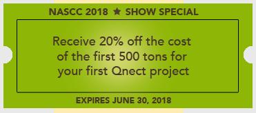NASCC 2018 Show Special Coupon