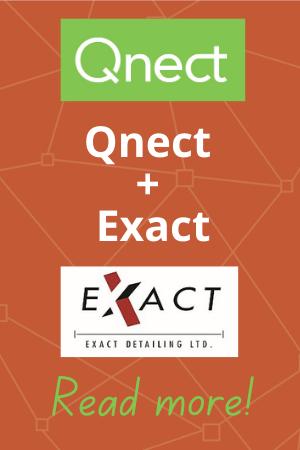 Qnect + Exact