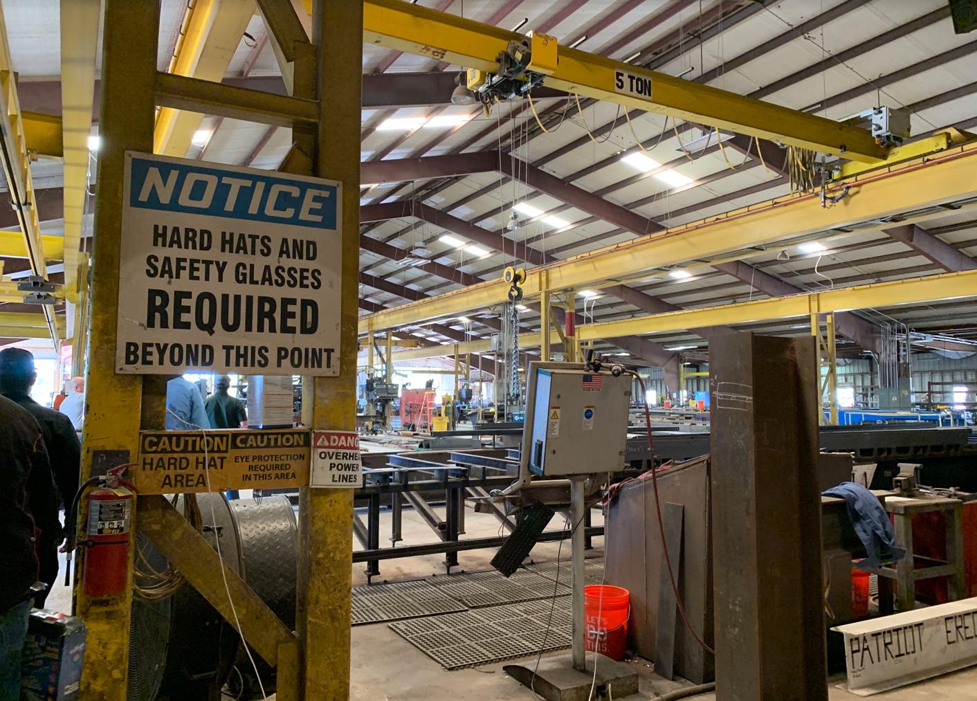 SteelDay 2019 - Steel Fabrication Shop Texas