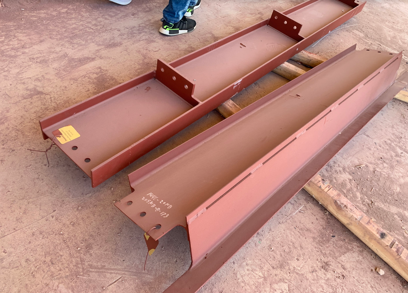 SteelDay 2019 - Structural steel example