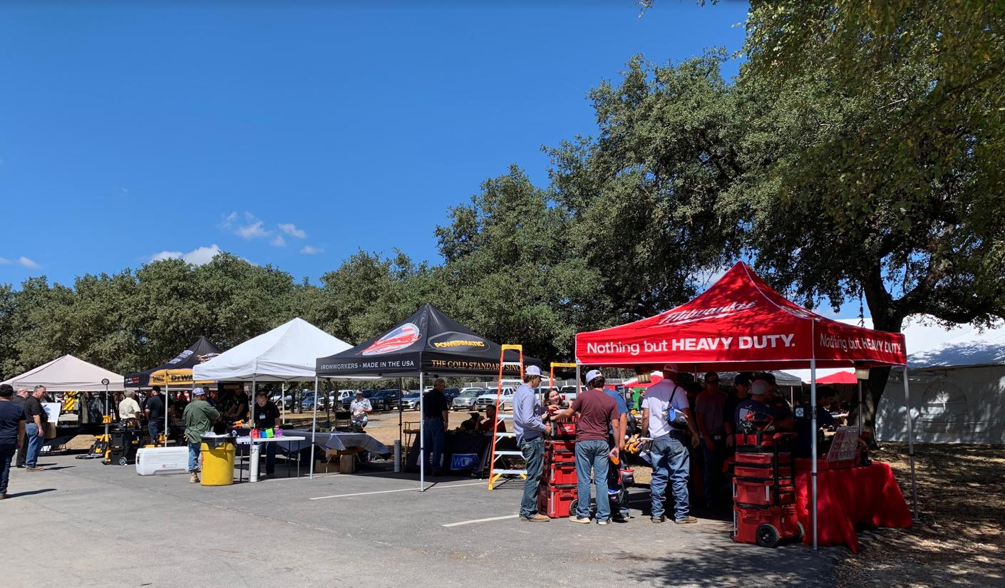 SteelDay 2019 Patriot Erectors Vendors
